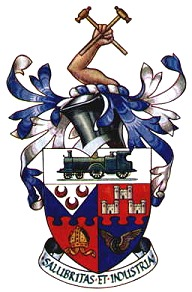 Swindon Bowls Club coat of arms